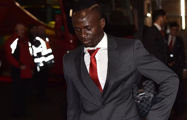 sadio mane partant